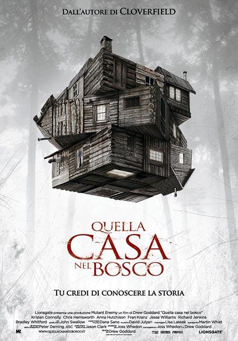 QUELLA CASA NEL BOSCO (2012)