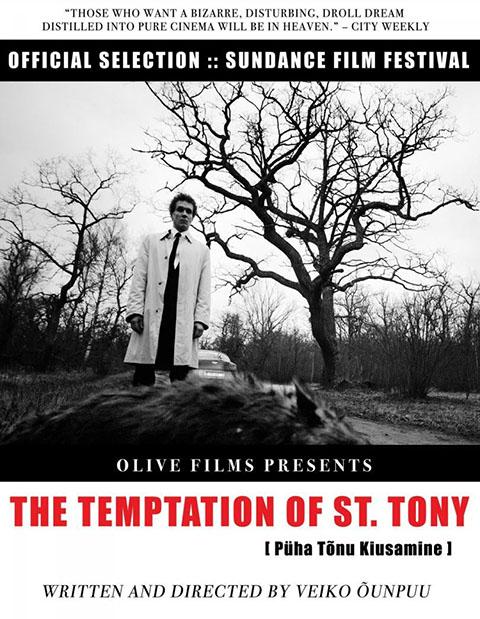 THE TEMPTATION OF ST. TONY (2009)