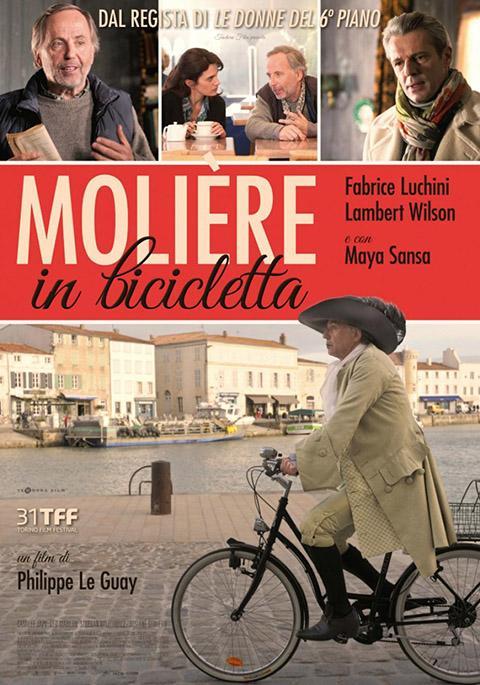 MOLIERE IN BICICLETTA (2013)