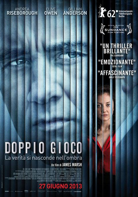 DOPPIO GIOCO – LA VERITÀ SI NASCONDE NELL'OMBRA (2013)