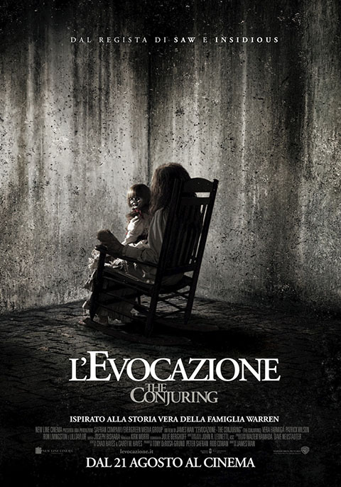 L'EVOCAZIONE (2013)