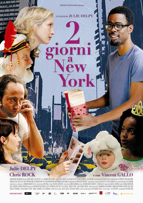 2 GIORNI A NEW YORK (2012)