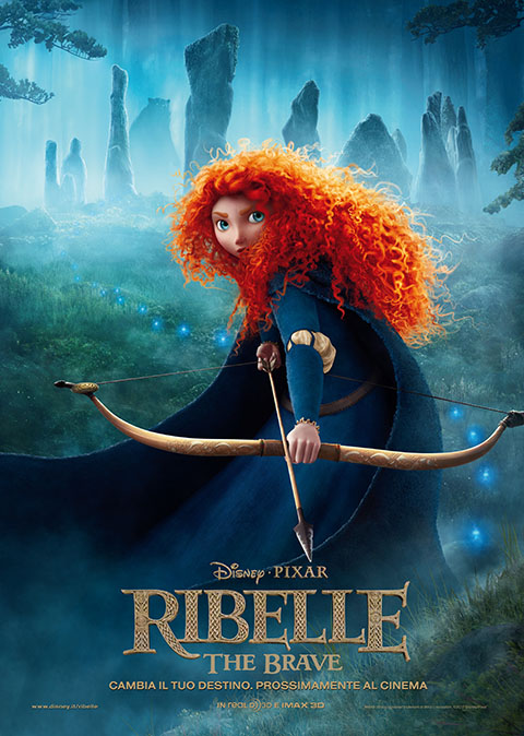 RIBELLE – THE BRAVE (2012)