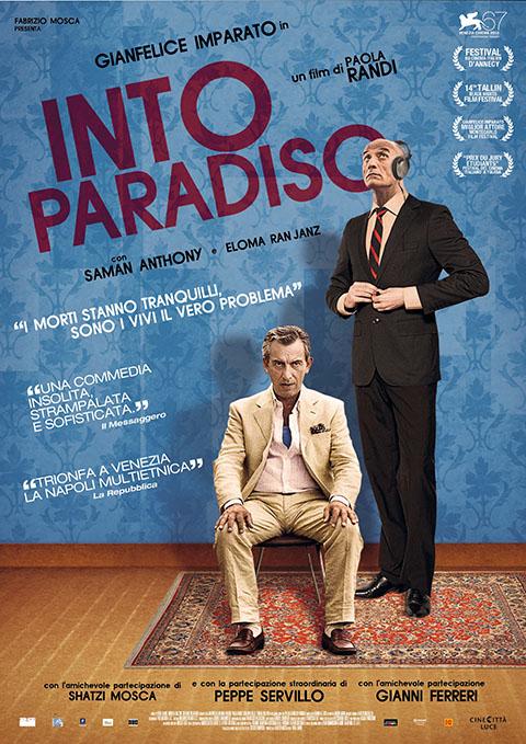 INTO PARADISO (2010)