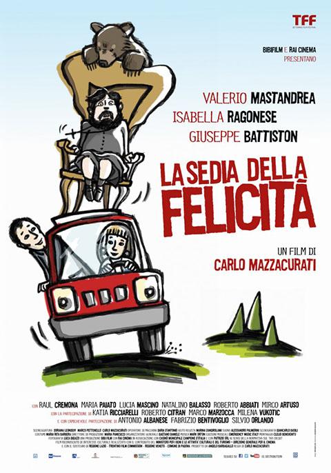 LA SEDIA DELLA FELICITÀ (2013)