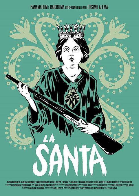 LA SANTA (2013)
