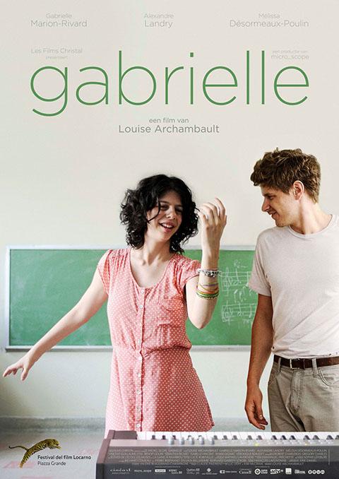 GABRIELLE – UN AMORE FUORI DAL CORO (2013)