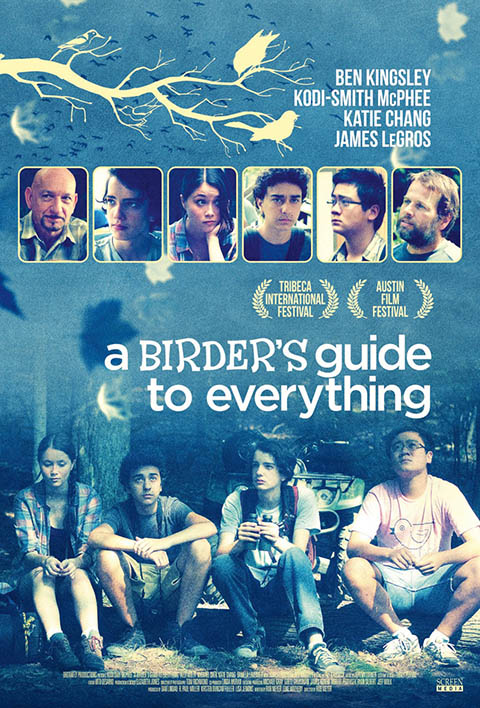 A BIRDER'S GUIDE TO EVERYTHING (2013)