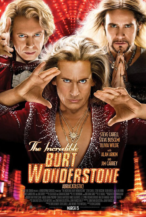 L'INCREDIBILE BURT WONDERSTONE (2013)