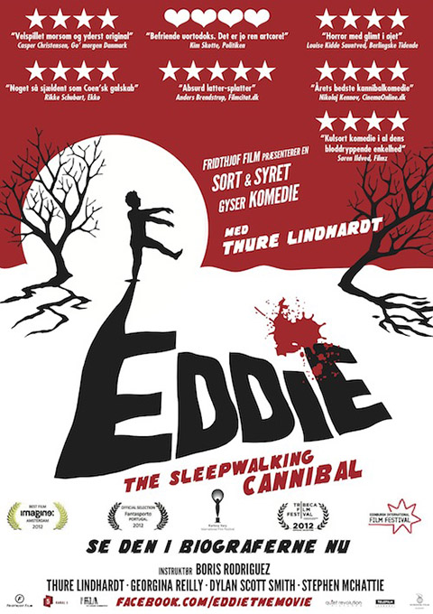EDDIE: THE SLEEPWALKING CANNIBAL (2012)