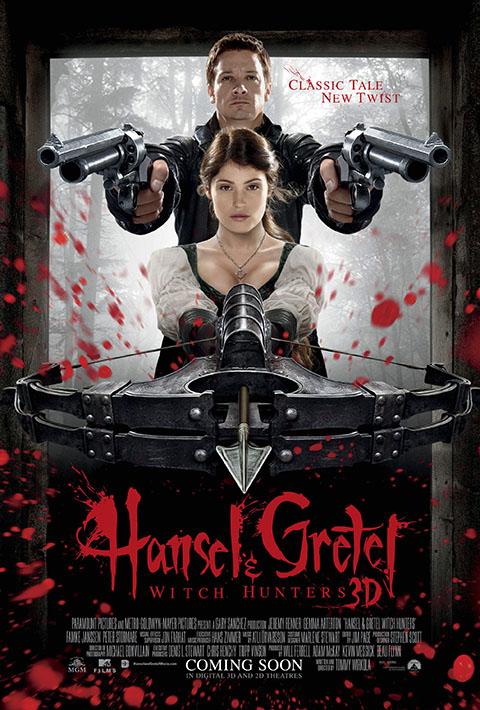 HANSEL & GRETEL – CACCIATORI DI STREGHE (2013)