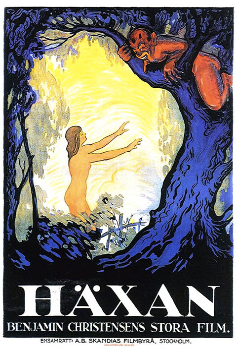 HAXAN: WITCHCRAFT THROUGH THE AGES (1922)