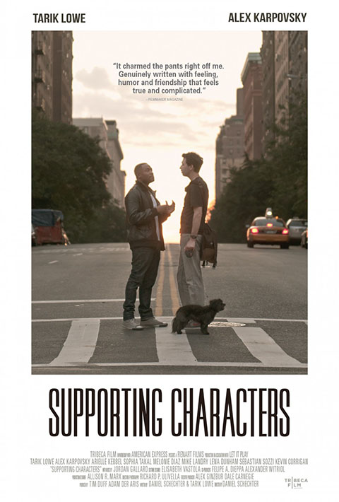 SUPPORTING CHARACTERS (2012)