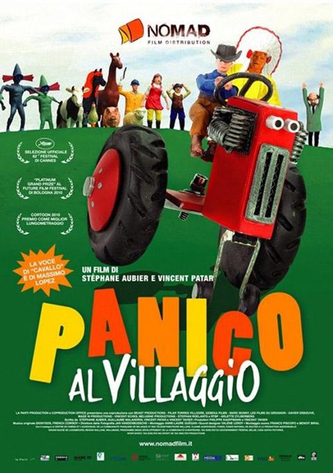 PANICO AL VILLAGGIO (2009)