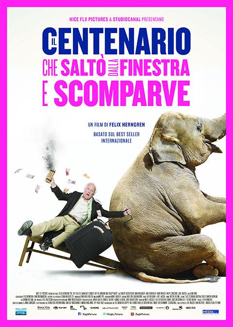 IL CENTENARIO CHE SALTÒ DALLA FINESTRA E SCOMPARVE (2013)
