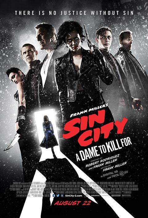 SIN CITY – UNA DONNA PER CUI UCCIDERE (2014)