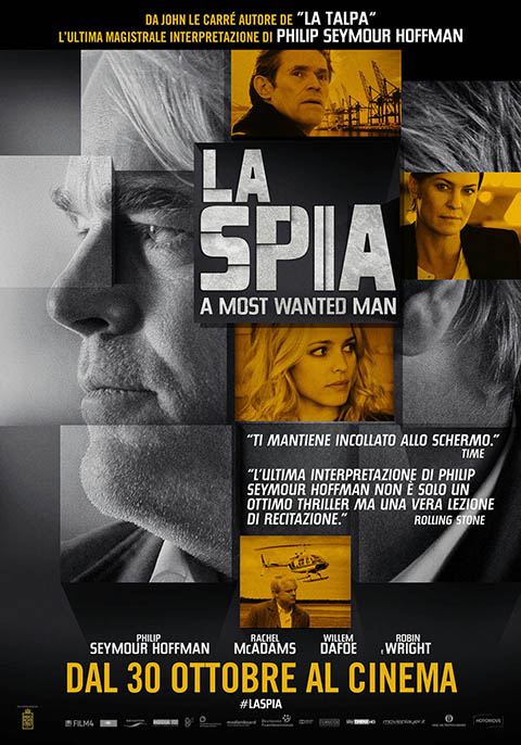 LA SPIA – A MOST WANTED MAN (2014)