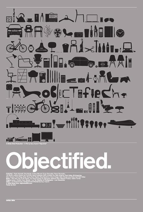 OBJECTIFIED (2009)