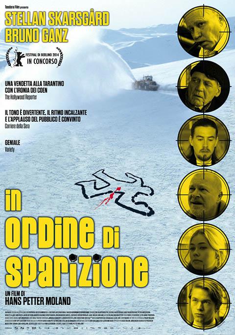 IN ORDINE DI SPARIZIONE (2014)
