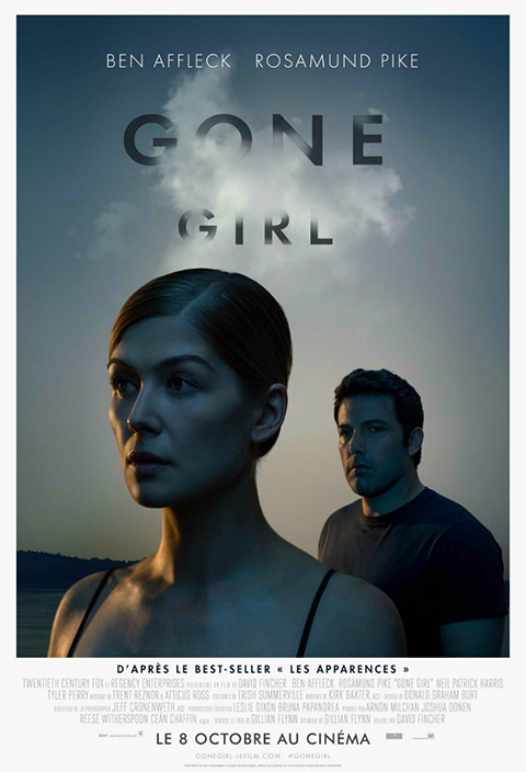 L'AMORE BUGIARDO – GONE GIRL (2014)