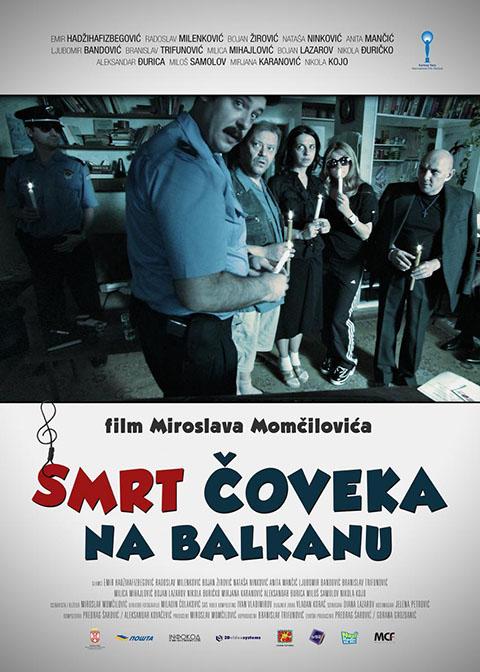 DEATH OF A MAN IN THE BALKANS (2012)