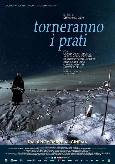 TORNERANNO I PRATI (2014)