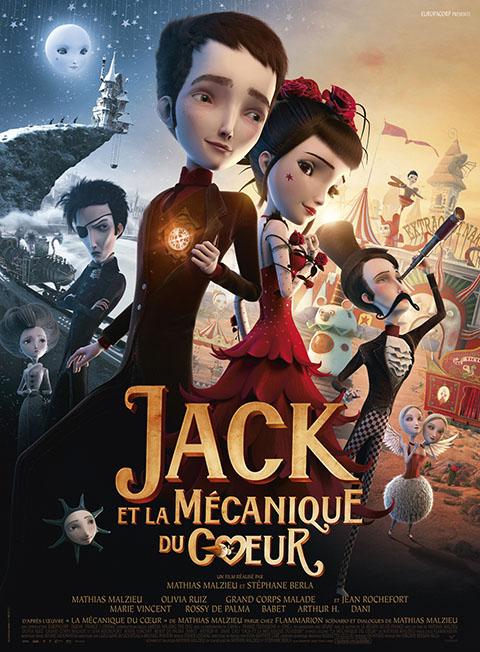 JACK ET LA MECANIQUE DU COEUR (2013)