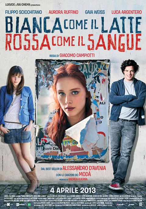 BIANCA COME IL LATTE, ROSSA COME IL SANGUE (2013)