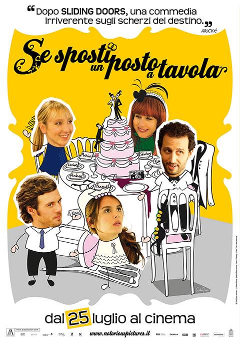 SE SPOSTI UN POSTO A TAVOLA (2012)