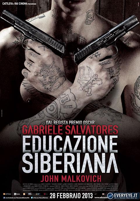L'EDUCAZIONE SIBERIANA (2013)
