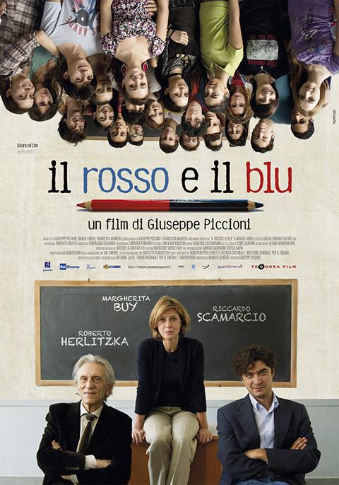 IL ROSSO E IL BLU (2012)