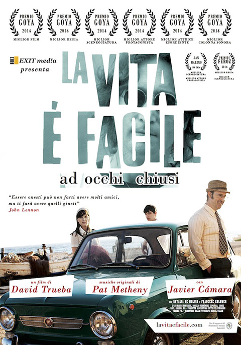 LA VITA È FACILE AD OCCHI CHIUSI (2013)