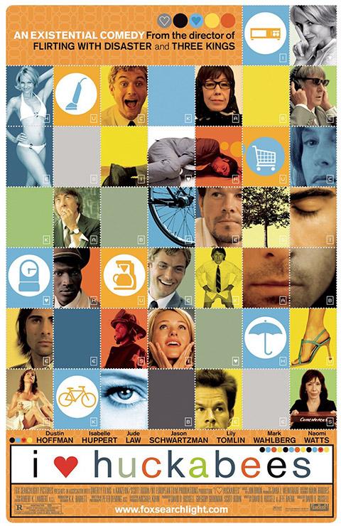 I HEART HUCKABEES – LE STRANE COINCIDENZE DELLA VITA (2004)