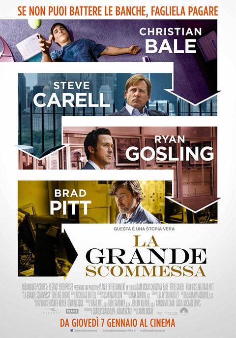 LA GRANDE SCOMMESSA (2015)