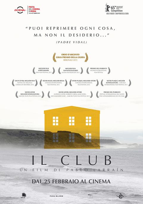 IL CLUB (2015)