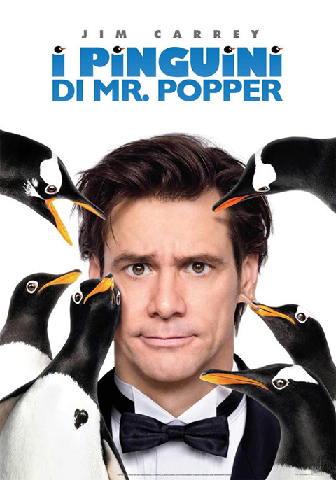 I PINGUINI DI MR. POPPER (2011)