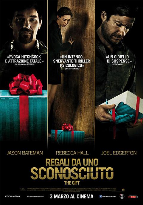 REGALI DA UNO SCONOSCIUTO – THE GIFT (2015)