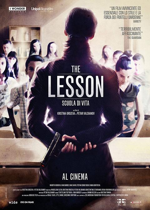 THE LESSON – SCUOLA DI VITA (2014)