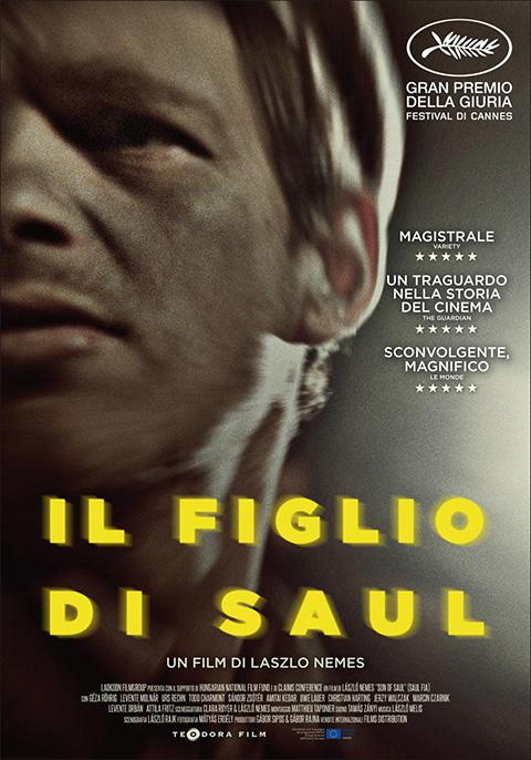 IL FIGLIO DI SAUL (2015)