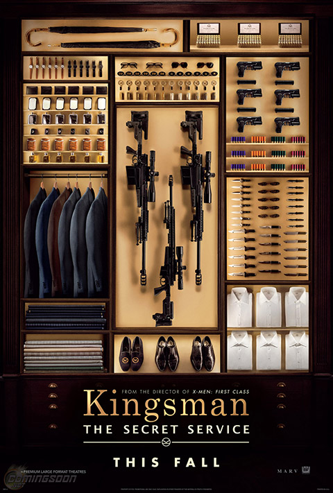 KINGSMAN – SECRET SERVICE (2015)