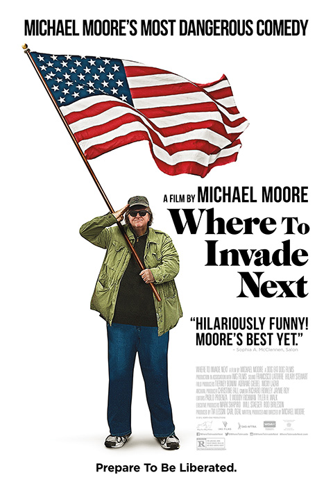 WHERE TO INVADE NEXT (2015)