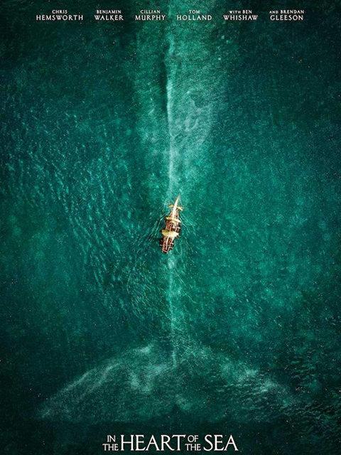 HEART OF THE SEA – LE ORIGINI DI MOBY DICK (2015)