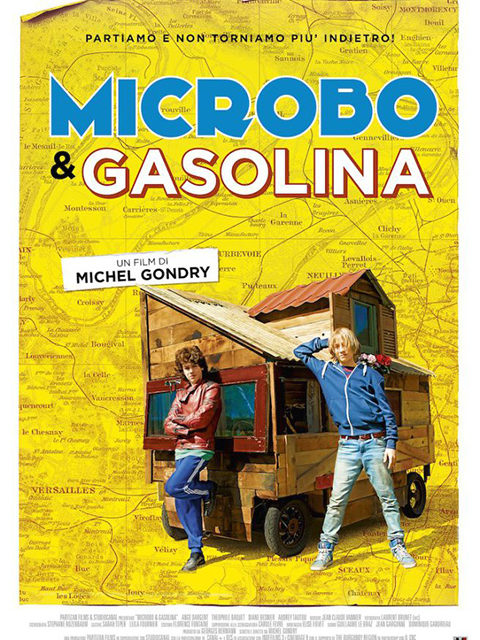 MICROBO E GASOLINA (2015)