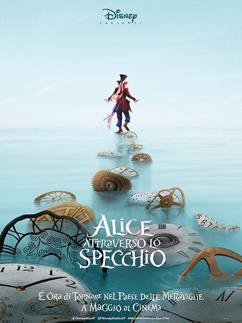 ALICE ATTRAVERSO LO SPECCHIO (2016)
