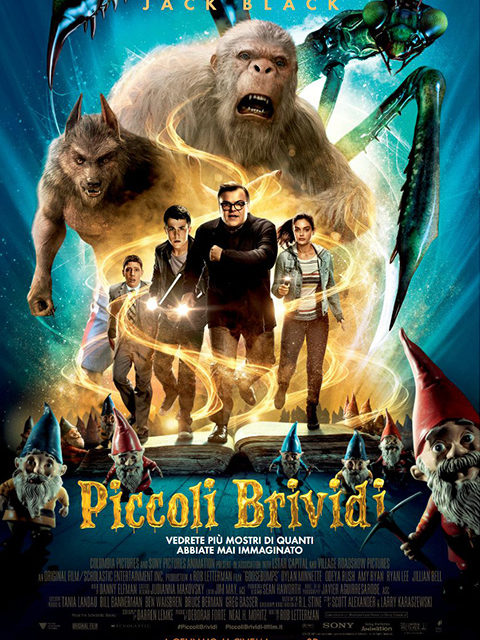 PICCOLI BRIVIDI (2015)