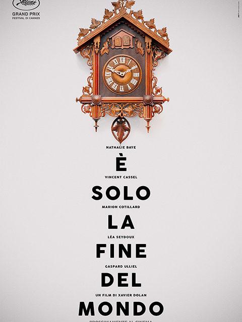 È SOLO LA FINE DEL MONDO (2016)