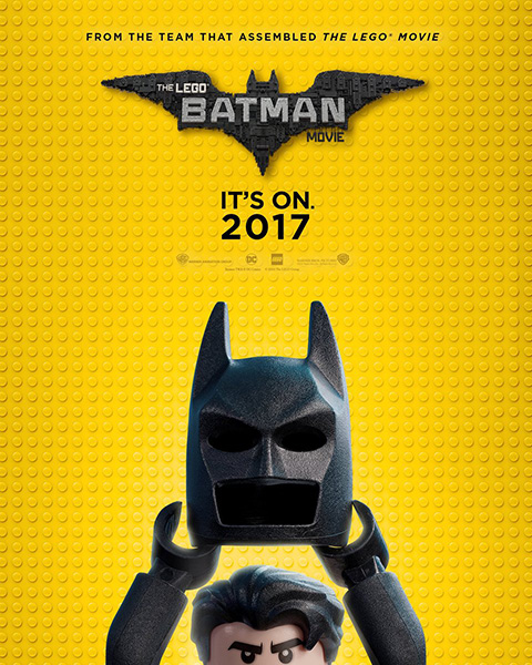 LEGO BATMAN – IL FILM (2017)