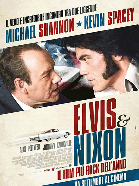 ELVIS E NIXON (2016)