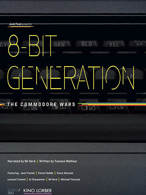 8 BIT GENERATION: THE COMMODORE WARS (2016)