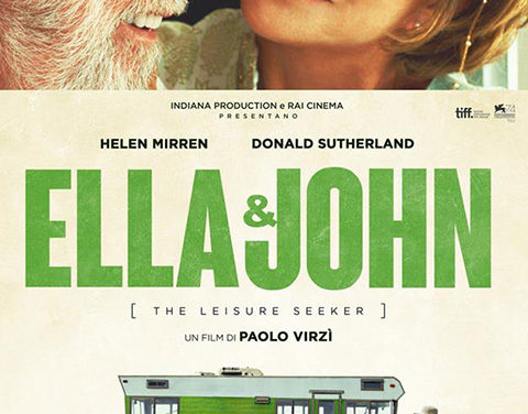 ELLA & JOHN – THE LEISURE SEEKER (2017)